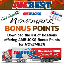 AMBEST - Posts | Facebook Truck Speeding Fix Among Safety Rules Halted By Trump Anti Worlds Largest Stop Tour For Dumptruck Boband Everyone Else Quaker Steak Lube Coming To Raphine Truck Stop Ambest Winter Specials 2018 Hat Six Travel Plaza Gas Station Food Gifts Evansville Wy Images Tagged With Ambest On Instagram Pilot Flying J Probe Lifts Hopes Of Dwdling Rivals I Am Best Movational Speech Video Featuring Eddie Bakersfield Ca Twitter Dont Miss Out Julys Ambuck Bonuses Check Service Centers Bonus Points