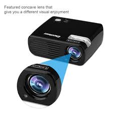 excelvan ehd11 led projector product