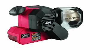 Skil Flooring Saw Home Depot by Amazon Com Skil 7510 01 Sandcat 6 Amp 3 Inch X 18 Inch Belt