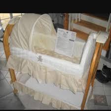 Eddie Bauer Rocking Chair find more eddie bauer musical rocking bassinet in natural for sale