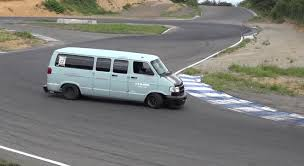 Dodge Conversion Van Racing Great Sport Or Greatest