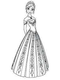 Free Printable Frozen Coloring Pages Disney Elsa Olaf Print Sheets
