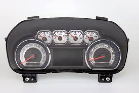 100 Gmc Truck 2014 Stainless Edition Custom Gauge Face For 2018 Chevrolet GMC