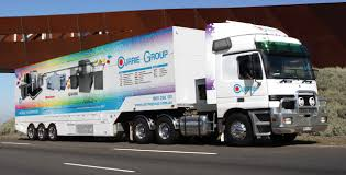 Visual Impact: Currie Group Big Rig Rolls In | Print21 – Print ...