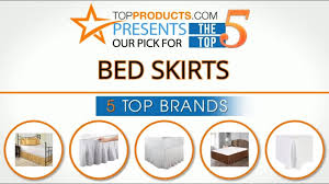 Best Bed Skirt Reviews 2017 – How to Choose the Best Bed Skirt
