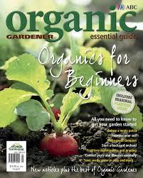 Organic Gardening Magazine Australia