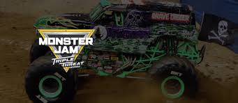 Monster Jam Triple Threat Series | Nashville, TN — Monsters Monthly ...