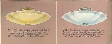 vintage virden lighting 52 page catalog from 1959 retro renovation