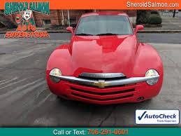 100 Ssr Trucks For Sale Used 2004 Chevrolet SSR For In Rome GA 30165 Sherold Salmon