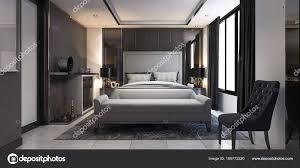 100 Modern Luxury Bedroom 3d Rendering Modern Luxury Bedroom Suite In Hotel With Decor