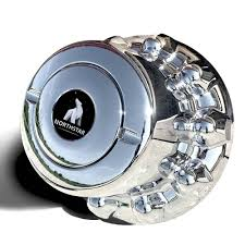 100 Chrome Truck Nuts Drive Trailer Hub Cover For 10 X 285mm Wheels By Northstar