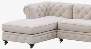 Restoration Hardware Sleeper Sofa by Restoration Hardware Kensington Upholstered U Chaise Sectional 3d