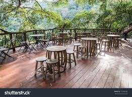Outdoor Cafe Tables Chairs Thailand Mountain Stock Photo (Edit Now ... Forest Rosedene 8 Seater Wooden Garden Table And Chairs Ding Set Buy New Pacific Direct 1020003196 Devana Accent Chair Natural Legs Green Plastic Porch Recling Armchair With High Back The Top Outdoor Patio Fniture Brands Ecofriendly 7piece Wood With Oval Extension Deep Log Other Black Cabana Home Patio Ding Set 5 Piece Cushions Bistro Forest Armchair From Fast Architonic Archiexpo Emagazine For A Gathering 10 Best Garden Benches Ipdent