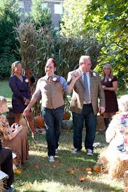 Harvest-Themed DIY Multicultural Southern Fall Gay Wedding ... Marry You Me Real Wedding Backyard Fall Sara And Melanies Country Themed Best 25 Boho Wedding Ideas On Pinterest Whimsical 213 Best Images Marriage Events Ideas For A Rustic Babys Breath Centerpieces Assorted Bottles Jars Fall Rustic Backyard Cozy Lighting For A Party By Decorations Diy Autumn Altar Instylecom Budget Chic 319 Bohemian Weddings In Texas With Secret Garden Style Lavender