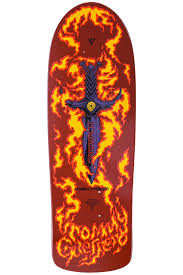 Tony Hawk Reissue Skate Deck by Powell Peralta Guerrero Limited Ed Reissue 9 6