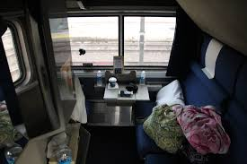 amtrak superliner bedroom review the unaccompanied flyer