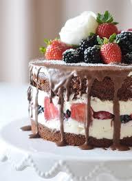 caketime by tamaris beeren schoko torte