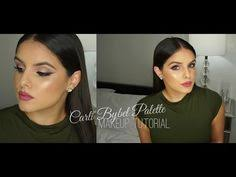 Youtube Carli Bybel Halloween by Deluxe Carli Bybel X Bh Palette Tutorial Swatches Comparison