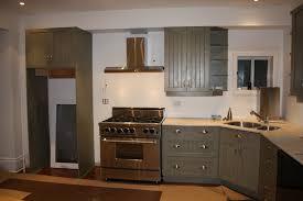 Astounding Kitchen Decoration Ideas Using Corner Sinks Awesome L Shape Grey
