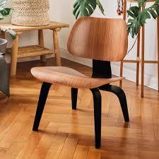 vitra plywood lcw nussbaum schwarz pigmentiert esche schwarz 75 jubiläums edition