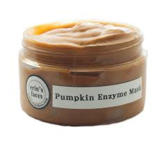 Pumpkin Enzyme Mask by Erin U0027s Faces New Product Pumpkin Enzyme Mask