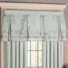 Kitchen Pleated Valance pictures decorations inspiration and models