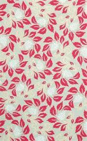 Strawberry Design Multi Colour Print On Cool Gray Matt Silk Screened Designer Paper