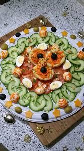 toc cuisine plateau de crudités en fête toc cuisine fr recettes entrées