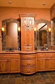 Rustic Vanity Mirrors For Bathroombathroom Framed Throughout Bathrooms Inspirations 27