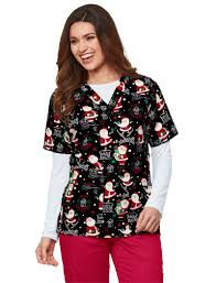 clearance print scrub tops lydia s uniforms