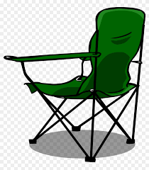 100 Folding Chair Art Camping Sprite 006 Camp Clipart Free Transparent PNG
