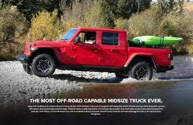 100 4 Door Jeep Truck TORQUELIST 2020 Gladiator