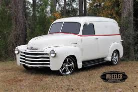 100 Chevrolet Panel Truck 1949 3100 For Sale 64768 Motorious