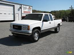 1998 Olympic White GMC Sierra 1500 SL Extended Cab 4x4 #11351362 ... 1996 Gmc Jimmy 4dr For Sale In Garden City Id Stock S23604 Sierra 3500 Sle Flatbed Pickup Truck Item D4792 Sierra 1500 Image 10 Gmc Ac Compressor Beautiful New Pressor A C 1gtec14wxtz545060 Green C15 On Sale In 6000 Cab Chassis Truck For Auction Or Lease C1500 12 Ton Pu 2wd 50l Mfi Ohv 8cyl Repair 2500 Photos Specs News Radka Cars Blog Topkick Tpi Topkick Salvage Hudson Co 29869 Zebulon Johns Whewell C7000