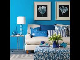 light blue living room ideas
