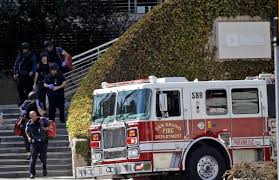 Suspected YouTube Shooter Had A Grudge, 'hated' The Company Over ... Fire Truck 11 Feet Of Water No Problem Engine Song For Kids Videos For Children Youtube Power Wheels Sale Best Resource Amazoncom Real Adventures There Goes A Truckfire Truck Rhymes Children Toys Videos Kids Metro Detroit Trucks Mdetroitfire Instagram Photos And Hook And Ladder Vs Amtrak Train Fanatics Station Compilation Firetruck Posvitiescom Classic Collection Hagerty Articles