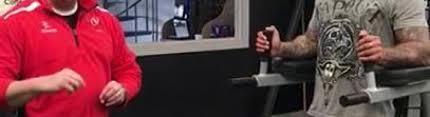 irongymlisburn short video on how to perform roman chair leg raise