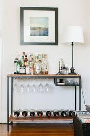 eine low budget minibar für deine wohnung ikea bar