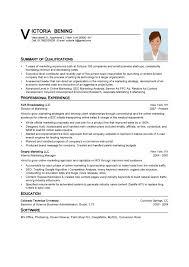 Marketing Manager Resume Badak Communications Sample