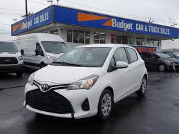Used 2017 Toyota Yaris LE For Sale In Vancouver, British Columbia ...