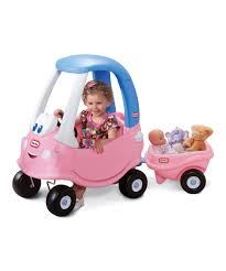 Little Tikes Pink Princess Cozy Coupe Trailer | Zulily Amazoncom Little Tikes Princess Cozy Truck Rideon Toys Games By Youtube R Us Australia Coupe Dino Canada Being Mvp Ride Rescue Is The Perfect Walmartcom Sport Dodge Trucks Pinkpurple Shopping Cart Free