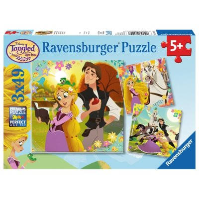 Ravensburger Tangled TV Series