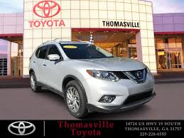 100 Hand Trucks R Us PreOwned 2015 Nissan Ogue SL Sport Utility In Thomasville 18276A