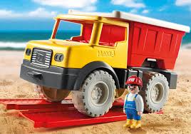 100 Dump Truck Toddler Bed 9142 PLAYMOBIL USA