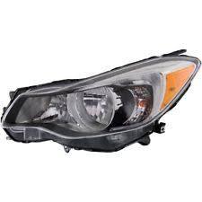 headlights for subaru xv crosstrek ebay