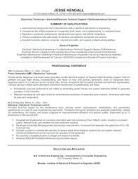 Medical Assembler Sample Electronic Resume Assembly