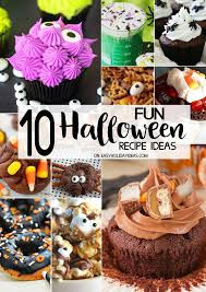 10 FUN Halloween Recipe Ideas So Clever For Parties Family Meals Awesome Spooktacular