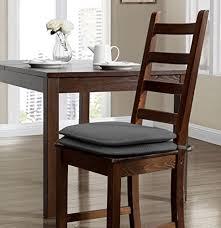 Ellington Home Non Slip Memory Foam Chair Cushion Pads