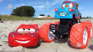 100 Mater Monster Truck Disney Pixar CARS TOONS Tow TORMENTOR