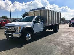 100 F550 Truck 2017 Used Ford 4X4 67L DIESEL 14FT CHIPPER DUMP TRUCK At TLC